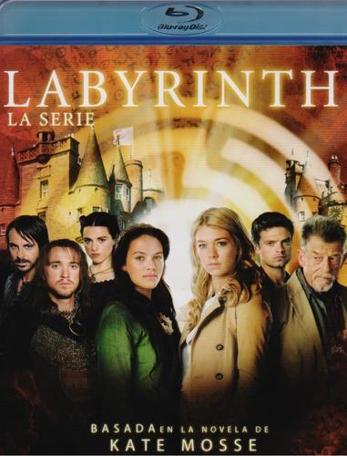 laberinto labyrinth la serie completa blu-ray