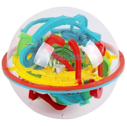 laberinto mágico esfera perplexus intelecto bola grande 16cm