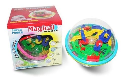 laberinto mágico esfera perplexus intelecto bola juguetes