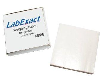 labexact w33 celulosa hoja de papel con un peso de nitrógeno