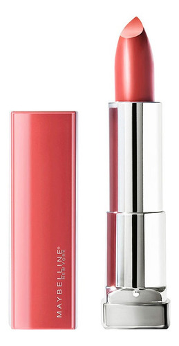 labial color sen made for all tono mauve for me maybelline