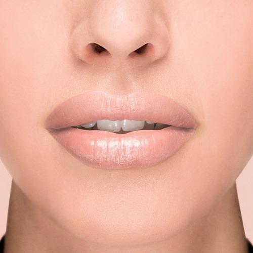 labial en barra color riche plump shine l'oréal paris