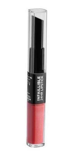 labial infallible gloss x 37 gr loreal paris