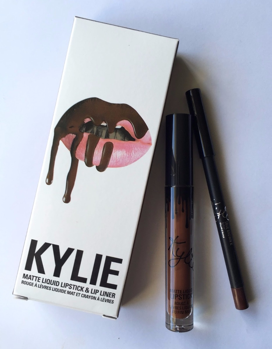 Labial Kylie Jenner , Lip Kit Matte By Kylie(originales