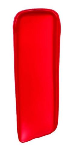 labial liquid color - rojo / pulse - victoria's secret