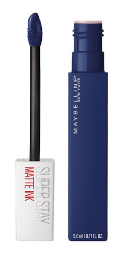 labial líquido indeleble mate ink city edition maybelline