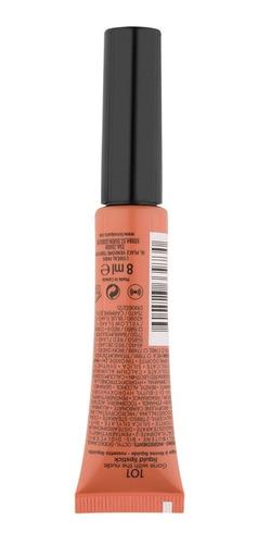 labial líquido infallible lip paint lacquer loreal paris