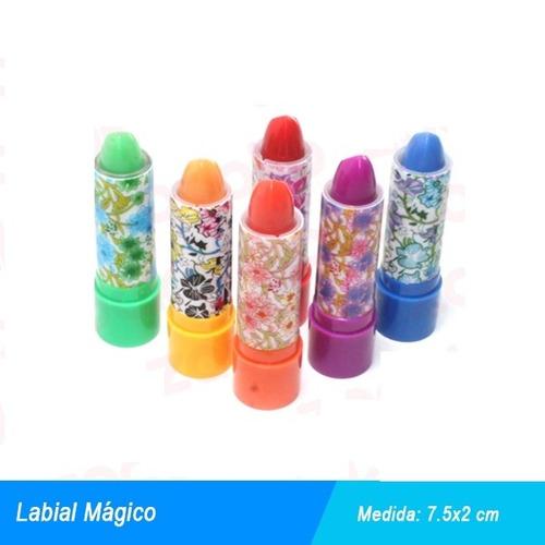 labial mágico clasico para labios