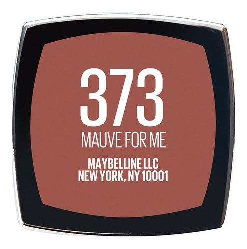 labial maybelline color sensational made for all x4.2 g
