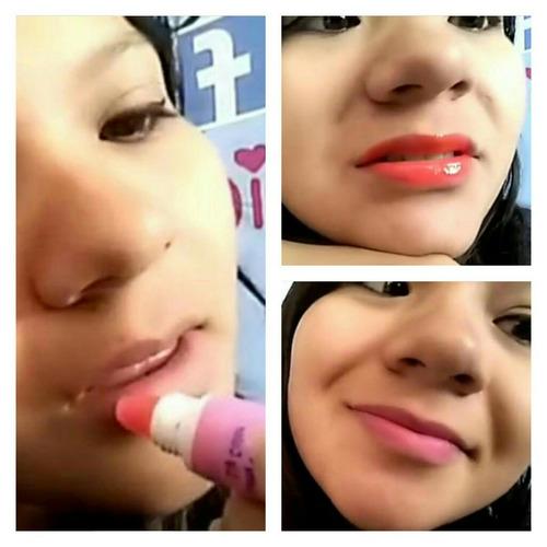 labial tattoo lip tint
