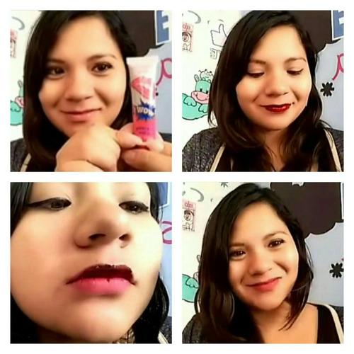 labial tattoo para labios