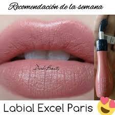 labiales excel paris long lasting 24hs