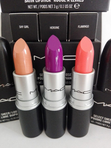 labiales  mac al por mayor