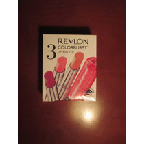 Labiales Revlon Colorburst Lip Butter - Nuevos - Originales