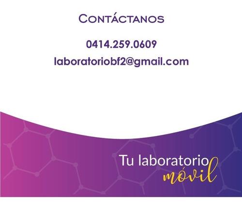 laboratorio a domicilio bf2
