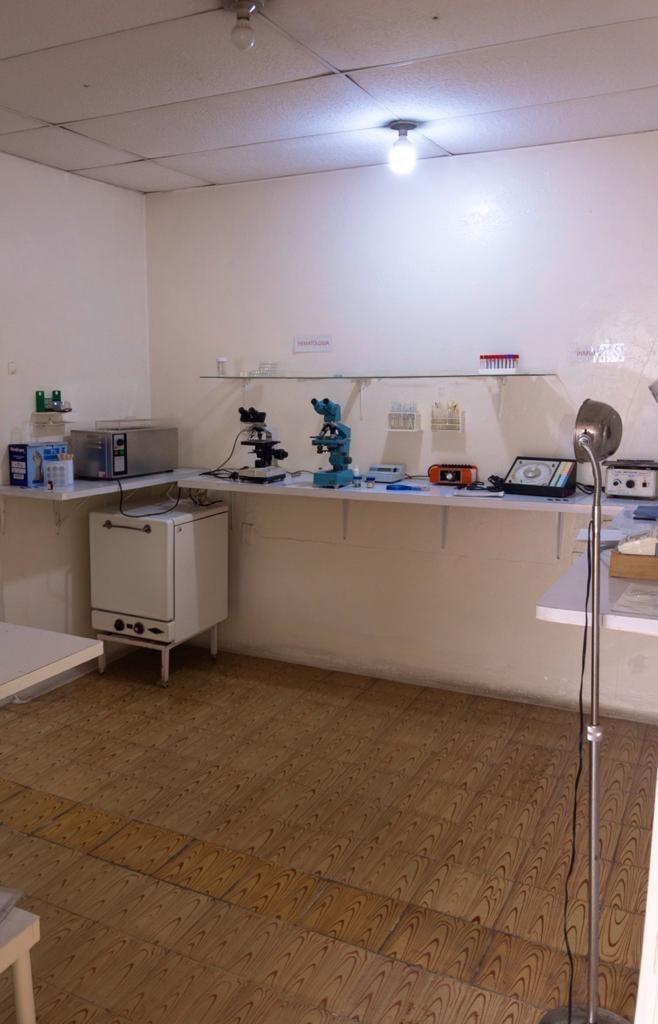 laboratorio clínico con mas de 35 años de experiencia