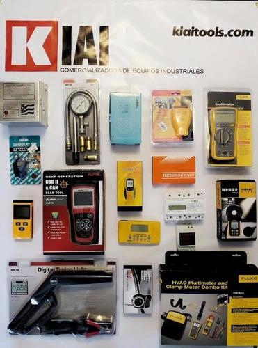 laboratorio de limpieza de inyectores automatico 6 inyectore