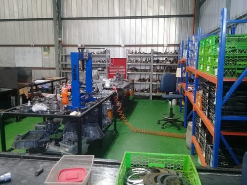laboratorio de reparacion de cajas automaticas