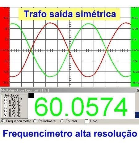 laboratorio de som rta spl registro thd energia frete grátis