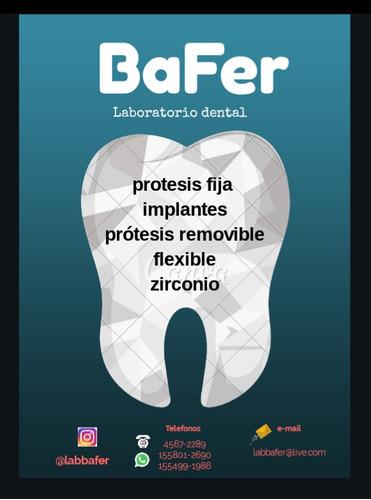 laboratorio dental bafer