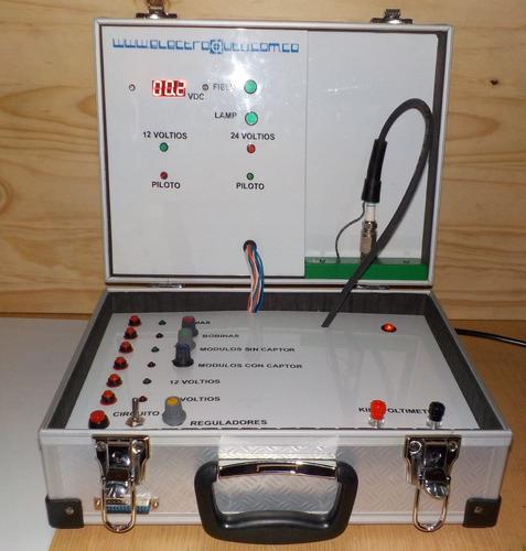 laboratorio electronico automotriz