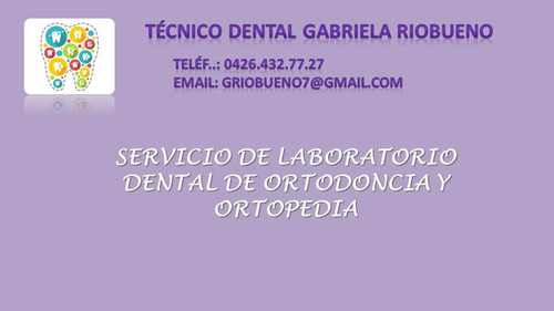 laboratorio tecnico dental