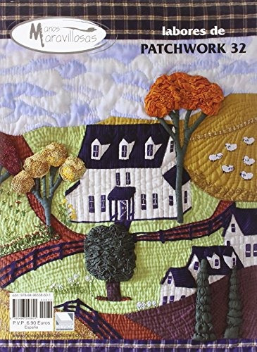 labores de patchwork 32 vv.aa. envío gratis