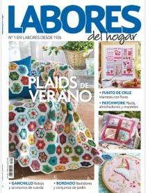 labores del hogar - 692. revista de manualidades del hogar