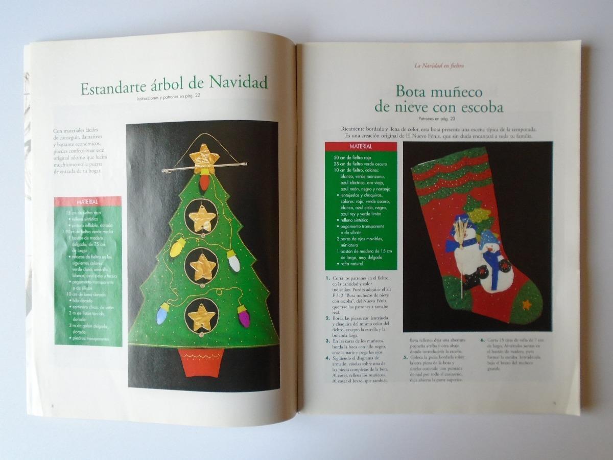 Increíble Patrones Que Hacen Punto Libres Para Medias De Navidad ...