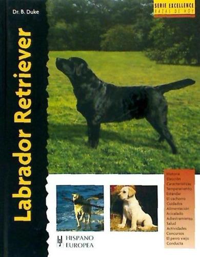 labrador retriever (excellence)(libro )