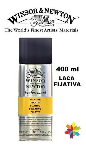 laca fijativa fijador winsor & newton aerosol 400 ml b.norte