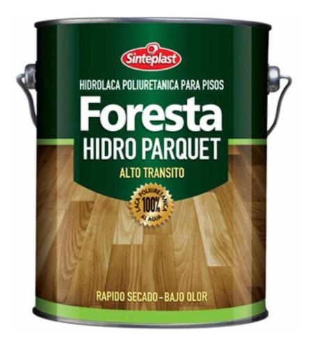 laca foresta hidro parquet satinado sinteplast 4l ft