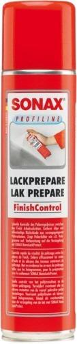 laca prepare aerosol 400 ml sonax