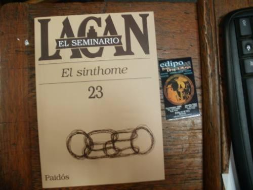 lacan seminario 23 el sinthome