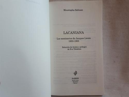 lacaniana i moustapha safouan paidos poslacanianos