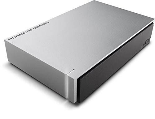 lacie porsche diseño 4 tb usb 3.0 de escritorio duro conduc
