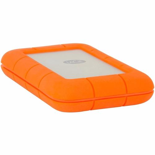 lacie - rugged thunderbolt usb 3.0 1tb hdd externo portatil