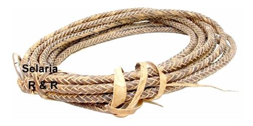 laço de couro cru produto artesanal oferta