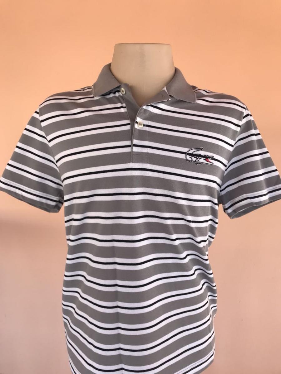 lacoste camisa polo   com o simbolo lacoste bordado. Carregando zoom. 1601e033f4bd4