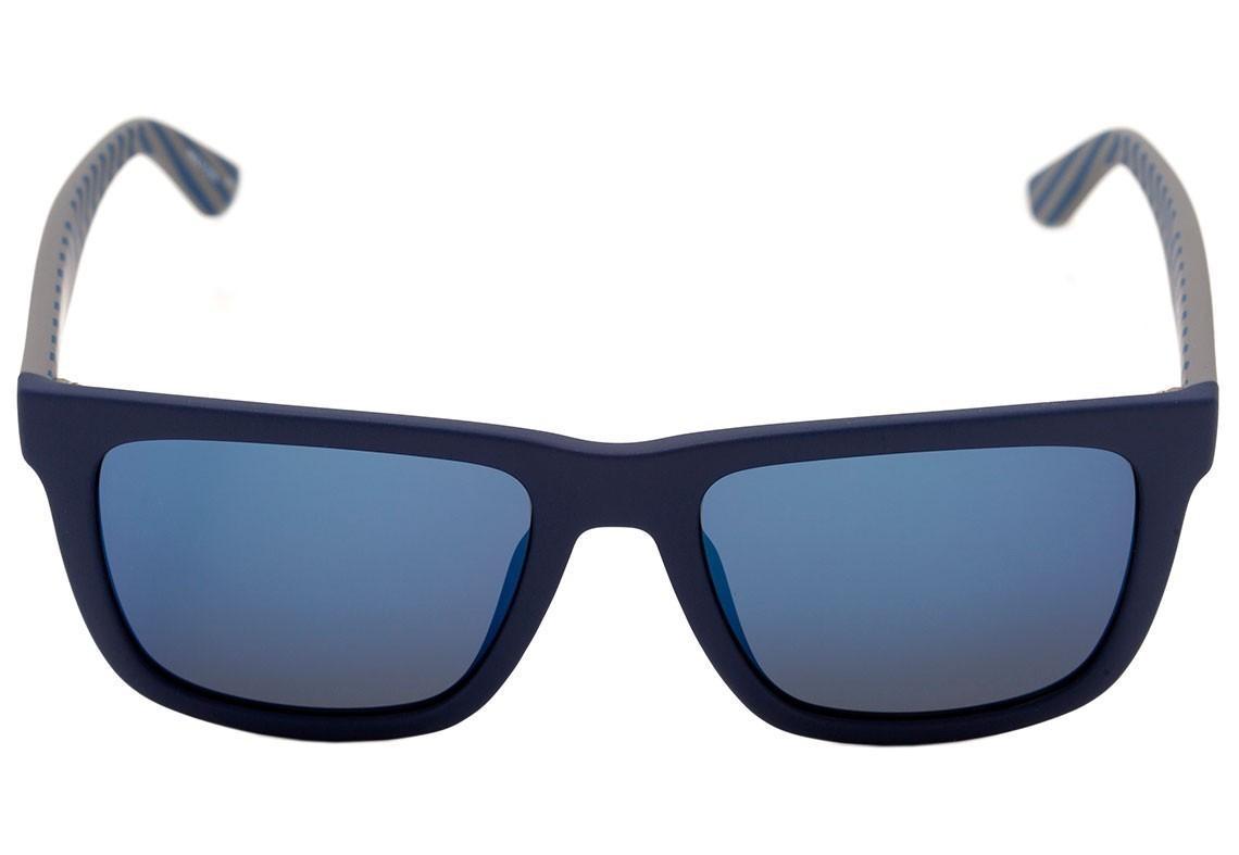 6f31aa2ce lacoste l 750s - óculos de sol 421 azul e cinza fosco/ azul. Carregando  zoom.