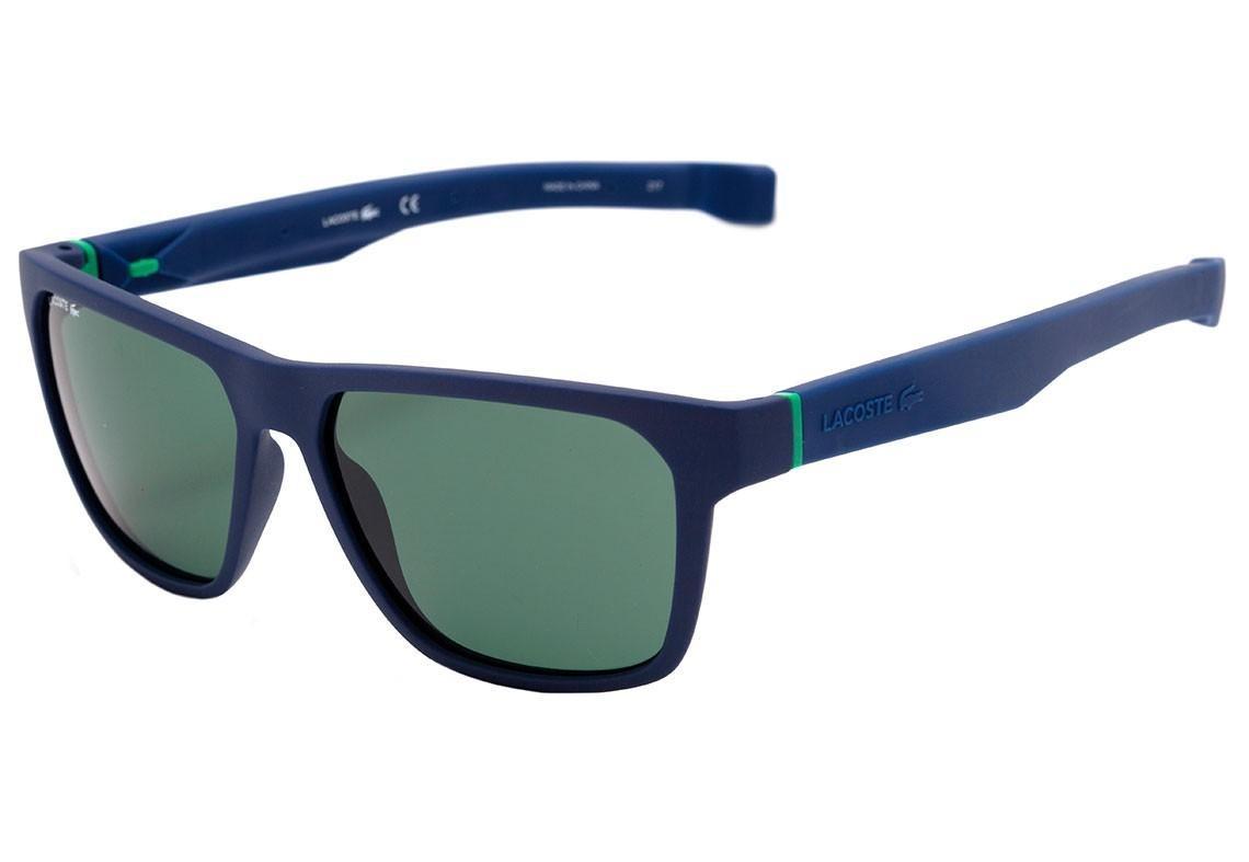 ae49990e4 lacoste l 869 s - óculos de sol 424 azul fosco  verde. Carregando zoom.