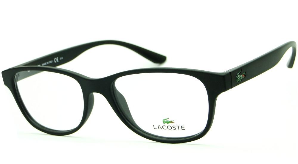 1ec044af86508 lacoste l3805b armação para óculos de grau infantil retrô. Carregando zoom.