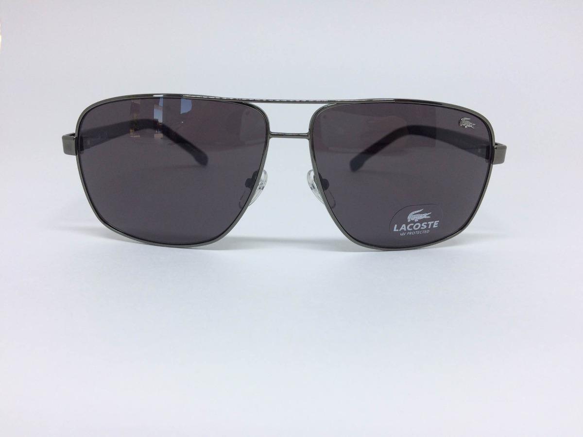 4084b28322081 Lacoste Óculos Solar L162 033 61 13 140  3 - R  591,00 em Mercado Livre