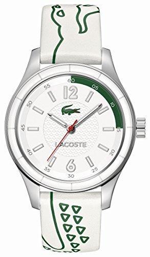 lacoste sydney  reloj de pulsera para mujer muy deportivo