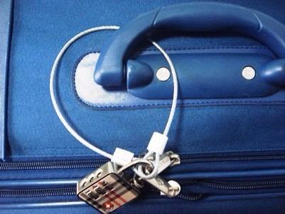 lacres de aço mala de viagem 5 travas de aço p cadeado ziper