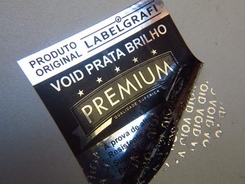 lacres de garantia originais direto da fábrica 10mil modelos