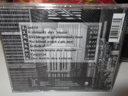 lacrimosa cd inferno devil doll therion haggard epica dist0