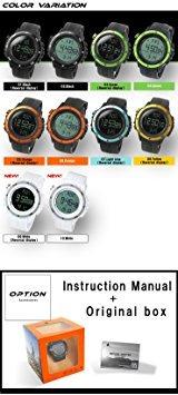 lad tiempo relojes alemán sensores digitales de cuarzo brú