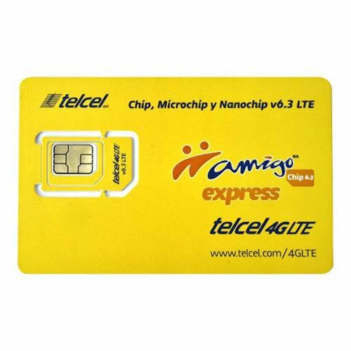 lada 866 monclova. chip telcel c/recarga prueba,envío gratis