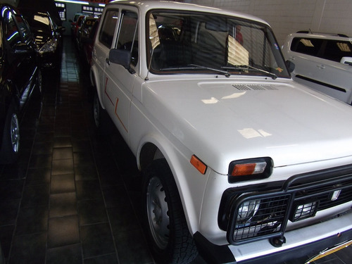 lada niva 1.6 4x4 gasolina 2p manual